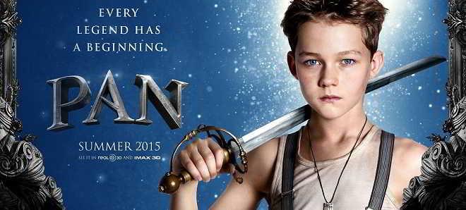 Veja o primeiro poster nacional de 'Pan: Viagem à Terra do Nunca'