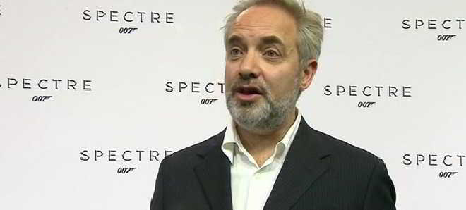 Sam Mendes_ james bond