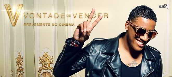 'Vontade de Vencer': Trailer e poster da cinebiografia de Anselmo Ralph