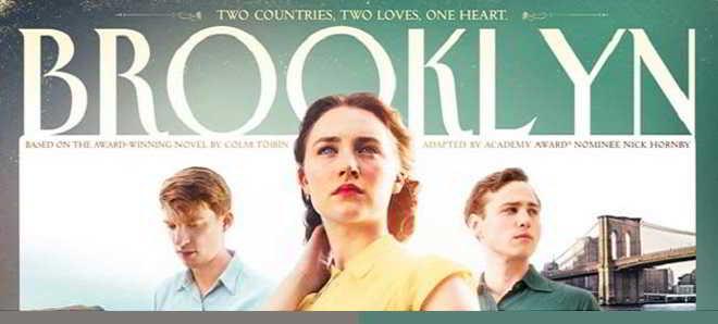 Assista ao primeiro trailer e veja o poster de 'Brooklyn'