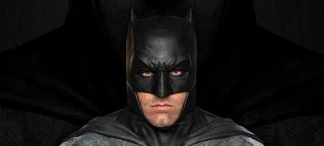 Ben Affleck vai escrever, realizar e protagonizar filme a solo de 'Batman'
