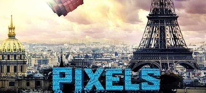Box Office EUA: 'Pixels' não destruiu liderança de 'Homem-Formiga'
