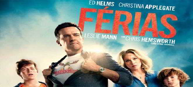 Veja o primeiro trailer em português da comédia 'Férias'