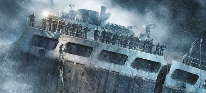 Divulgado o primeiro poster do thriller dramático 'The Finest Hours'