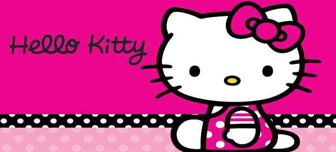 Gatinha 'Hello Kitty' vai ter uma adaptação aos grandes ecrãs