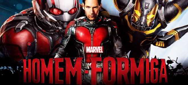 Box Office EUA - 'Homem-Formiga' liderou fim de semana