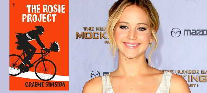 Jennifer Lawrence vai protagonizar o drama romântico 'The Rosie Project'