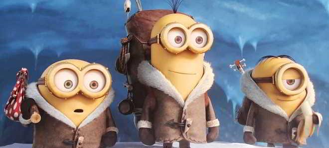 'Mínimos' domina bilheteira dos EUA na semana de estreia