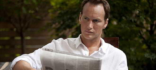 Trailer e poster do thriller político 'Zipper' com Patrick Wilson