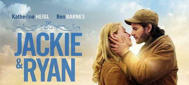 Revelado o primeiro poster nacional do drama 'Jackie & Ryan'