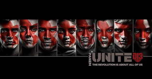 Posters individuais de 'The Hunger Games: A Revolta - Parte 2'