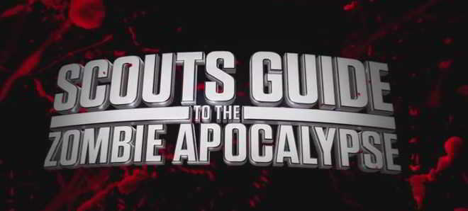 Primeiro clip e poster de 'Scout's Guide to the Zombie Apocalypse'