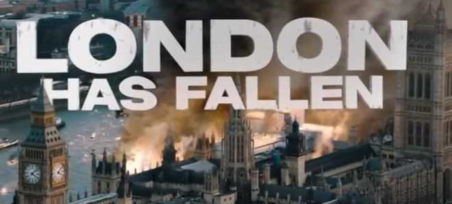 Assista ao teaser trailer do thriller de ação 'London Has Fallen'