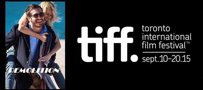 'Demolition' de Jean-Marc Vallée vai abrir o Festival de Toronto 2015