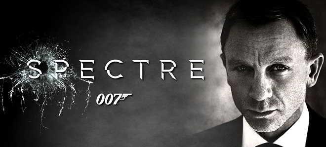 Já está disponível o espetacular primeiro trailer de '007 - Spectre'