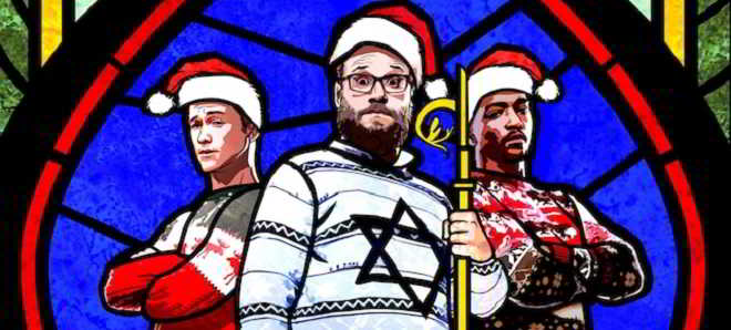Assista ao trailer português da comédia natalícia 'The Night Before'