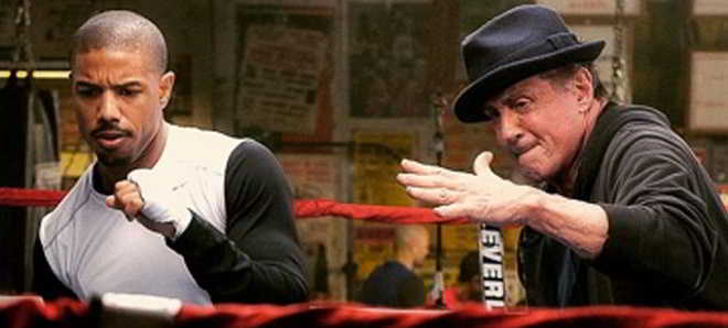 Rocky Balboa regressa no primeiro trailer de 'Creed'