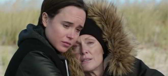 Juliane Moore e Ellen Page dão vida a um casal no drama 'Freeheld'