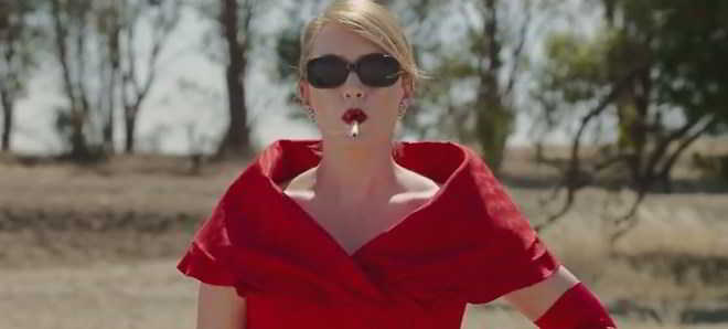 Primeiro trailer de 'The Dressmaker', com Kate Winslet e Liam Hemsworth