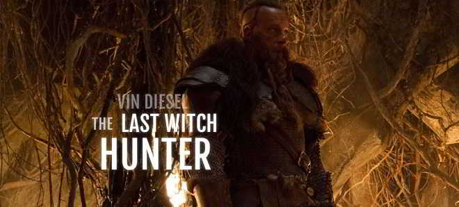Confira os dois novos posters de 'The Last Witch Hunter' com Vin Diesel