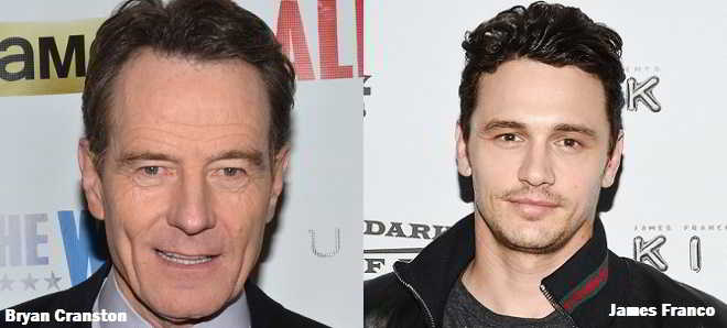 'Why Him?': Bryan Cranston e James Franco são os protagonistas
