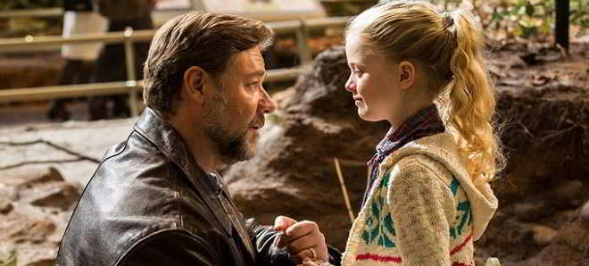 Trailer de 'Fathers and Daughters',com Russell Crowe e Amanda Seyfried