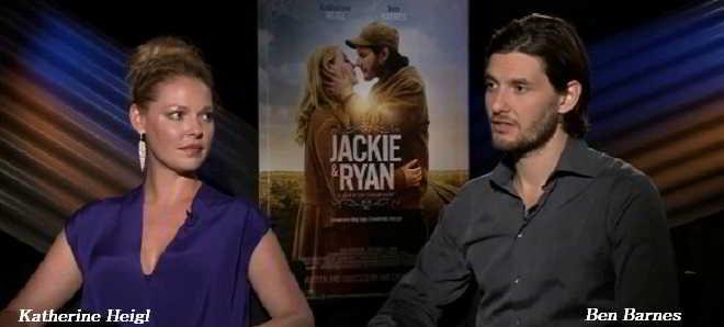 Disponível o trailer legendado em português de 'Jackie & Ryan'