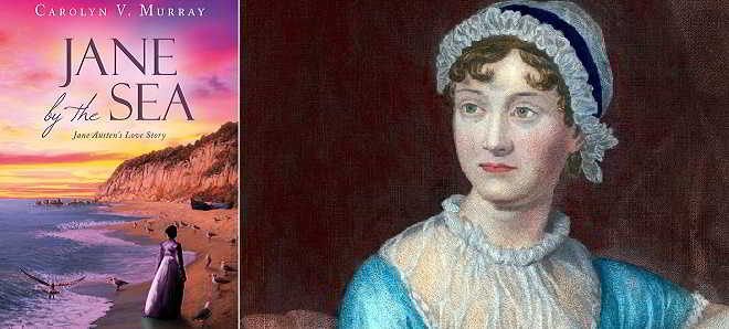 Escritora Jane Austen retratada na comédia romântica 'Jane By The Sea'