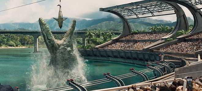 Colin Trevorrow revelou alguns detalhes sobre 'Mundo Jurássico 2'