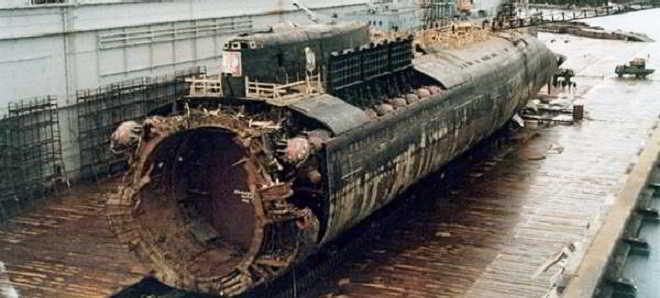 A história do desastre do submarino 'Kursk' vai ser adaptada ao cinema