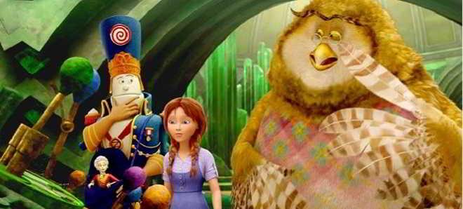 Veja o trailer em português de 'Lendas de Oz - O Regresso de Dorothy'