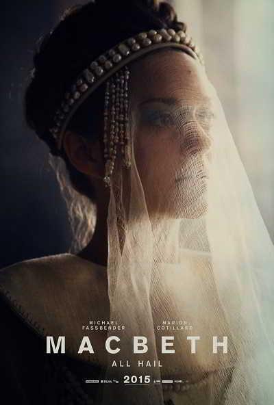Marion Cotillard_macbeth poster