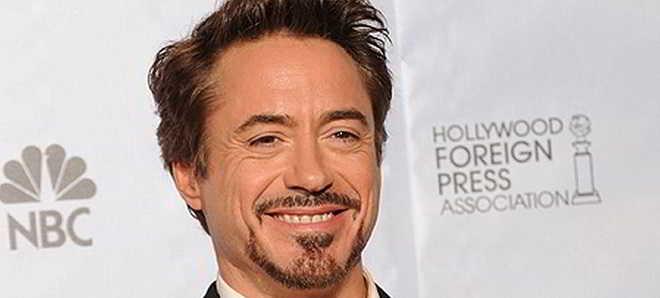 Robert Downey Jr. é o ator mais bem pago do mundo