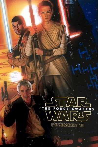 Star wars 7_poster