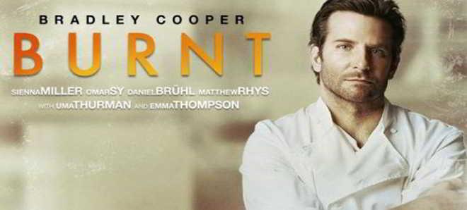 Veja o trailer e o poster da comédia 'Burnt', com Bradley Cooper