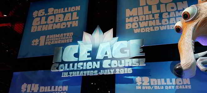 Fox anuncia data e título do quinto filme da franquia 'A Idade do Gelo'