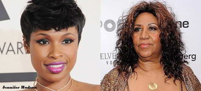Jennifer Hudson vai dar vida à  Rainha do Soul, Aretha Franklin
