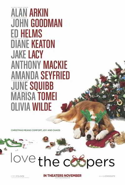 love_the_coopers_poster