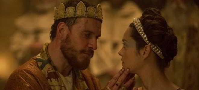 Michael Fassbender e Marion Cotillard nos posters de 'Macbeth'