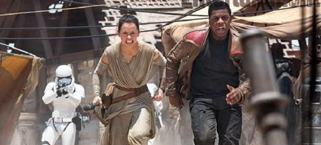 Reveladas mais imagens inéditas de 'Star Wars: O Despertar da Força'