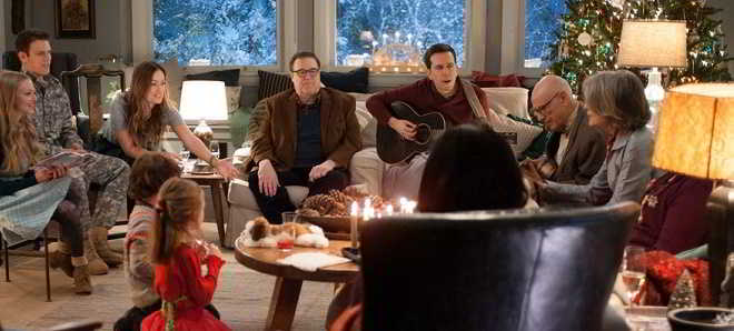 trailer love the coopers