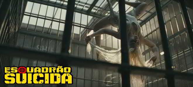 Assista ao primeiro trailer em português de 'Esquadrão Suicida'