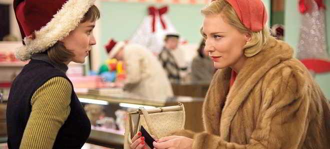 Veja Cate Blanchett e Rooney Mara no primeiro trailer de 'Carol'