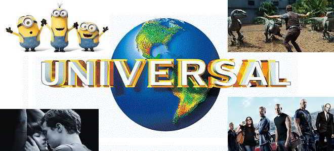Universal Pictures bateu o recorde anual de receitas mundiais