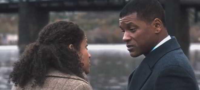 Primeiro trailer e poster de 'A Coragem de Um Campeão', com Will Smith
