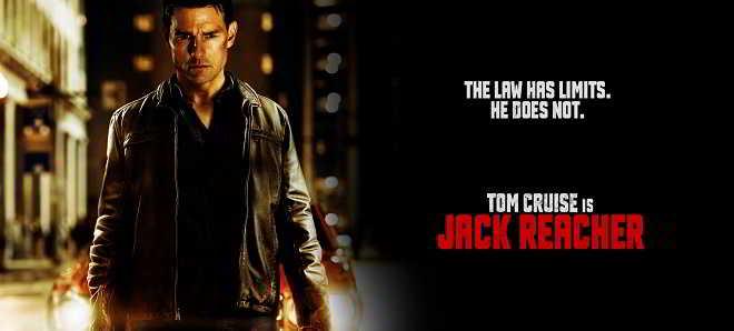 Foi divulgada a data de estreia de 'Jack Reacher 2'