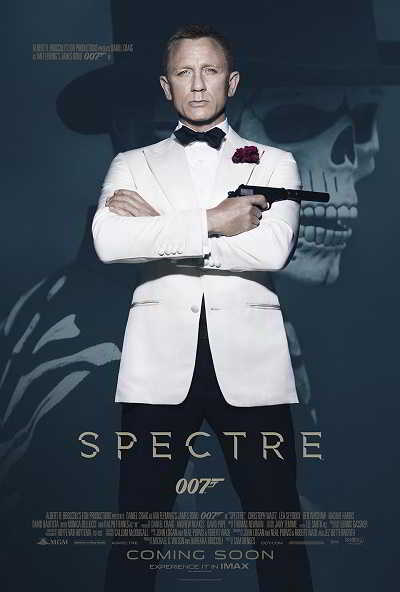 novo poster spectre