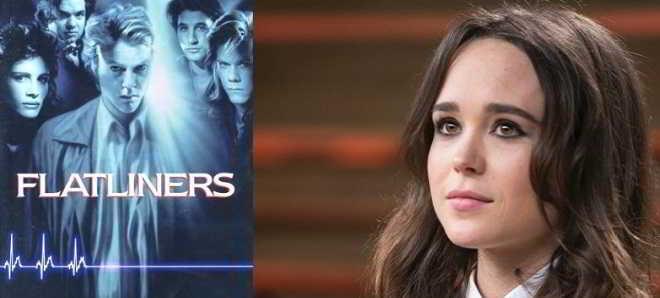 Ellen Page em negociações para protagonizar o remake de 'Linha Mortal'