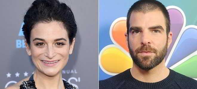 Jenny Slate e Zachary Quinto vão protagonizar o drama 'Aardvark'
