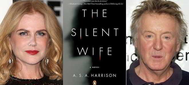 Nicole Kidman às ordens de Adrian Lyne no thriller 'The Silent Wife'